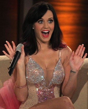 Katy Perry & Akon To Walk In Victoria Secret's Ridiculous Fashion Show