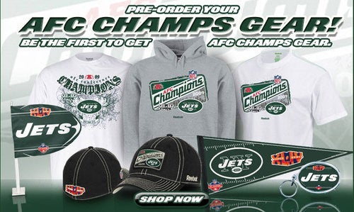 Did The Jets' Official Store Just Jinx Itself Out Of Business?