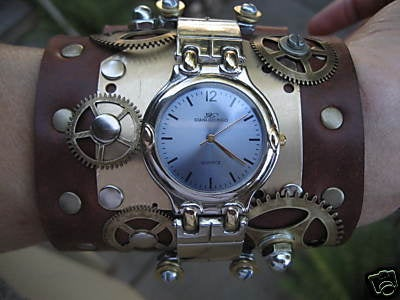 'Steampunk' Watch Sullies Steampunk's Good Name