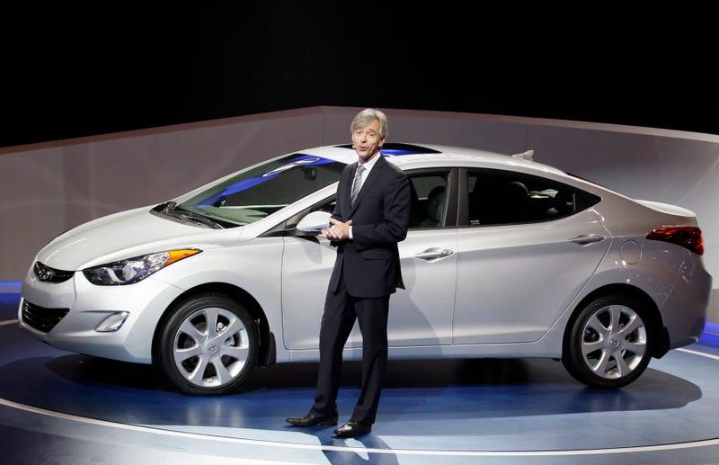 Hyundai North America CEO John Krafcik Stepping Down