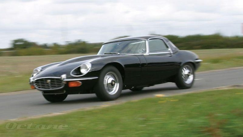 British Man Cobbles Together Last Jaguar E-Type From 31-Year-Old Factory Leftovers