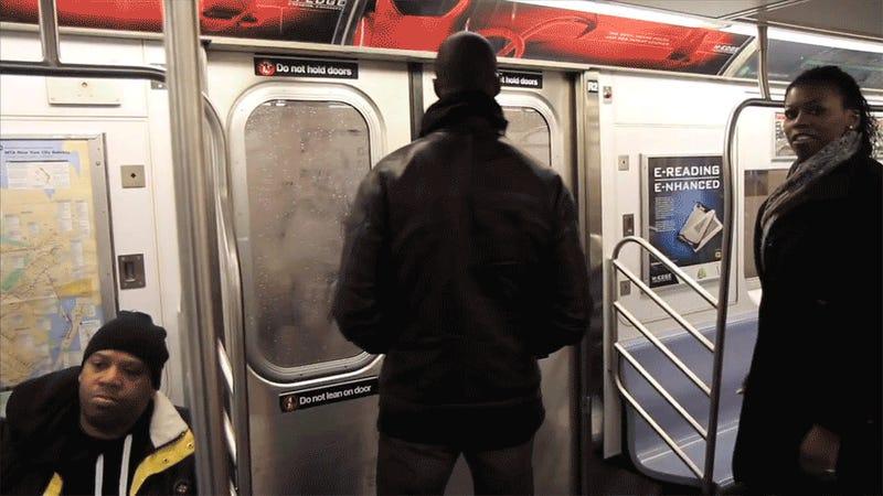 The Ten Most Bizarre Subway Videos