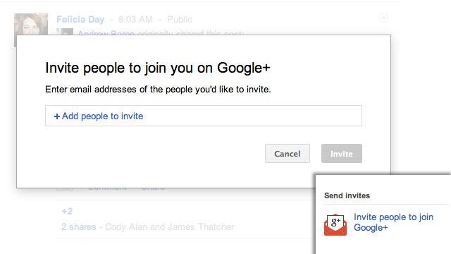 Google+ Invites Are Open Again [Update: Open]