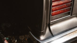 When Even Taillights Had Louvers