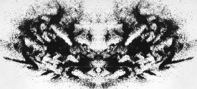 the ink blot test essay In the 1940s, inflated claims were often made regarding the rorschach inkblot  test over half a century later, overstatements regarding the test are still common.