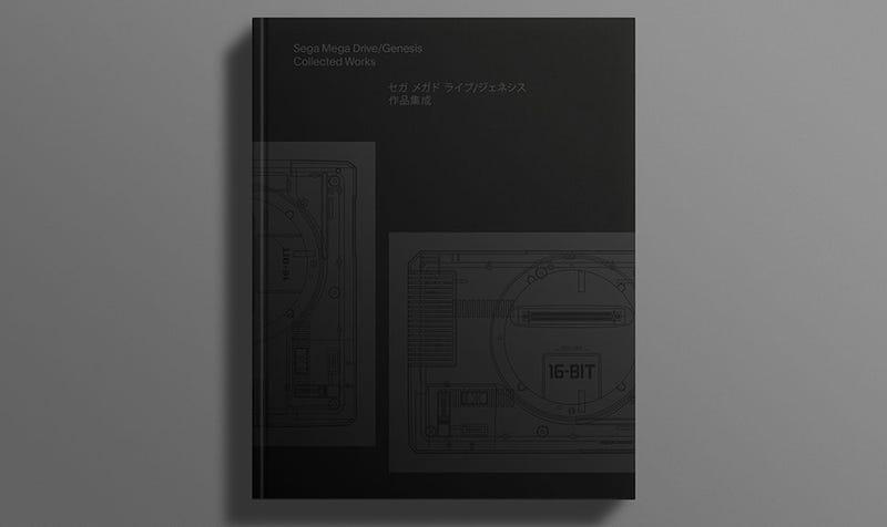 Hey Sega Fans, Get A Load Of This Mega Drive/Genesis Book
