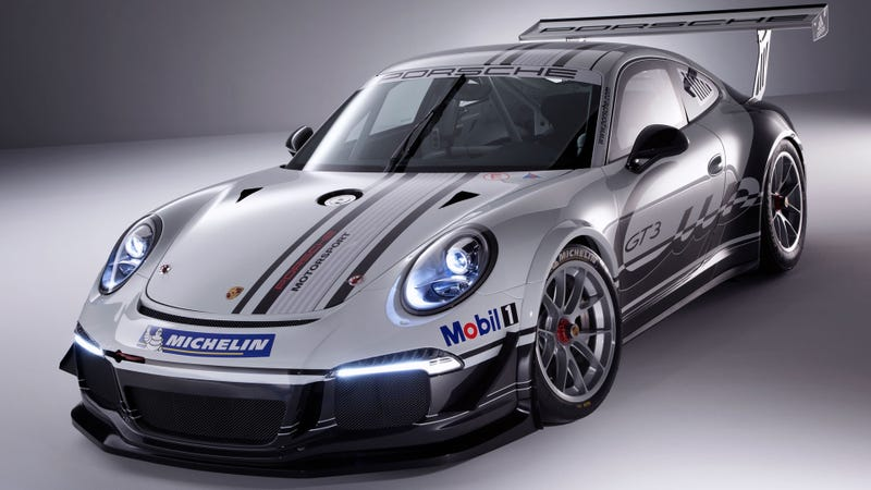 Is There A Better Customer Race Car Than The New Porsche 911 GT3 Cup?