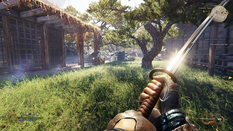 Shadow Warrior 2Is Ridiculous In A Lot Of Good Ways