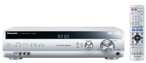 Dealzmodo: Panasonic SA-XR55S Home Theatre Receiver, $150