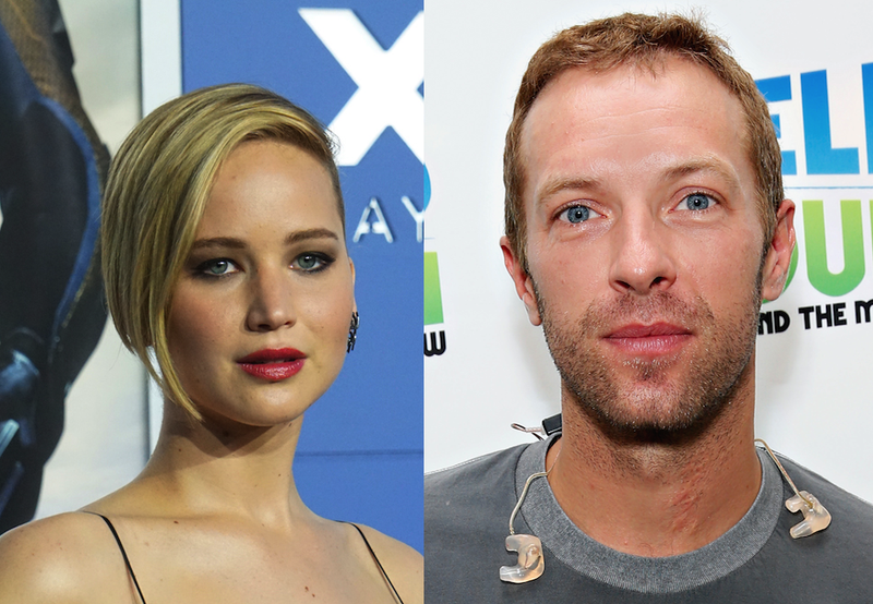 Jennifer Lawrence and Chris Martin are Reportedly Dating