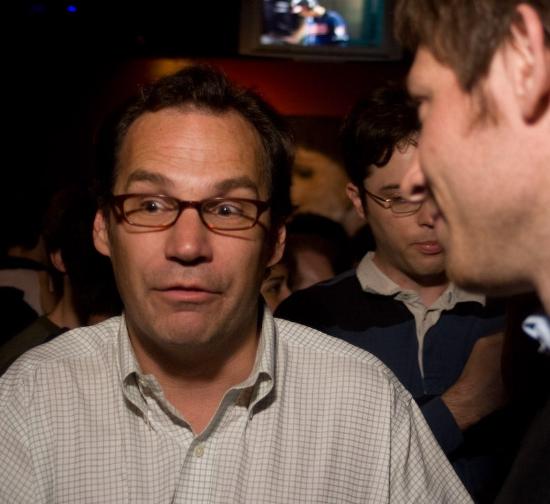 A year after Wired buyout, Reddit founders drink heavily