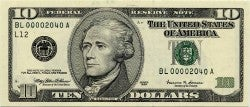 Alexander Hamilton Not Amused By 'Good' Criticism