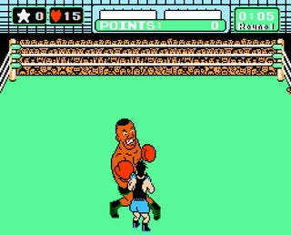 Mike Tyson Blissfully Unaware New Punch-Out!! Exists