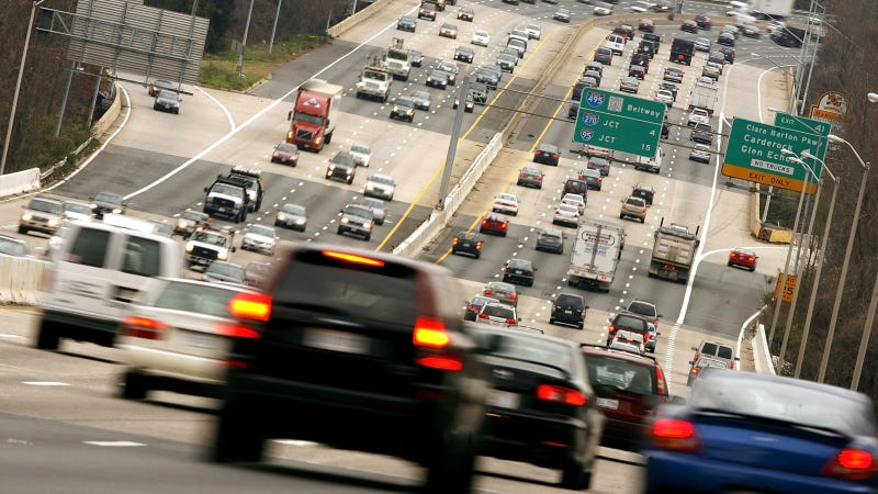 Washington Trucker Jam-Up Is A Hoax, Says Ex-Organizer