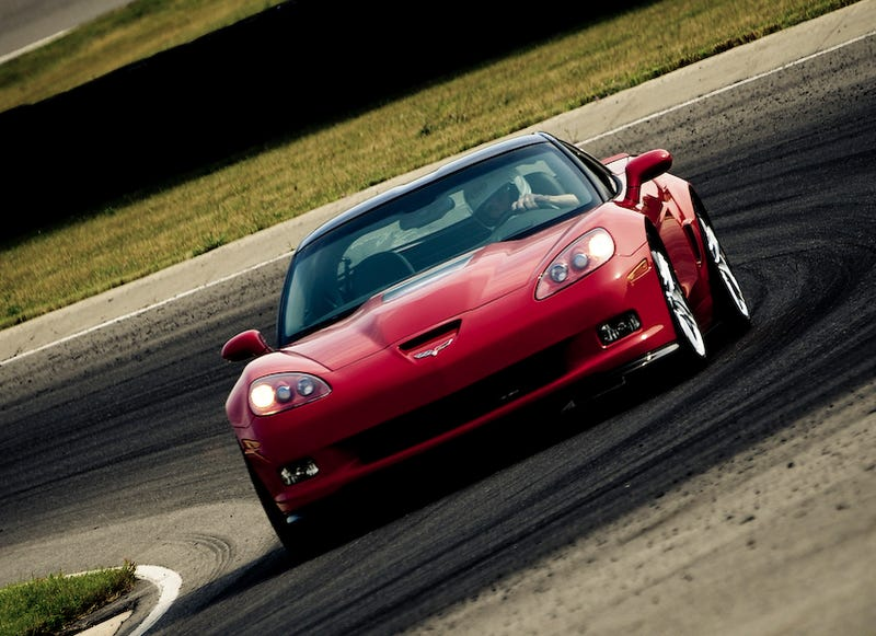 2009 Corvette ZR1 Vs. The Competition: By The Numbers