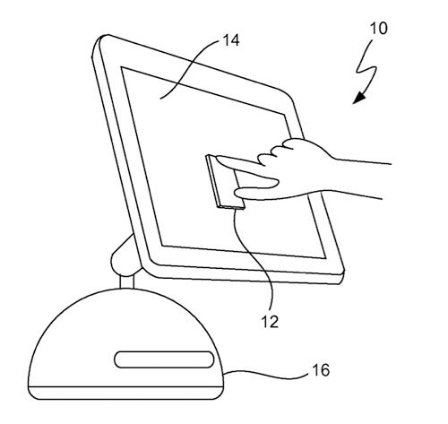 Apple Patent For Object-Recognizing Touchscreen iMacs Re-Filed