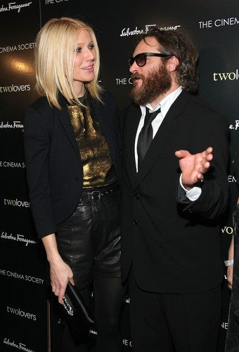 Gwyneth Schools Joaquin On Street Cred; Britney, Madonna To Do Another Duet