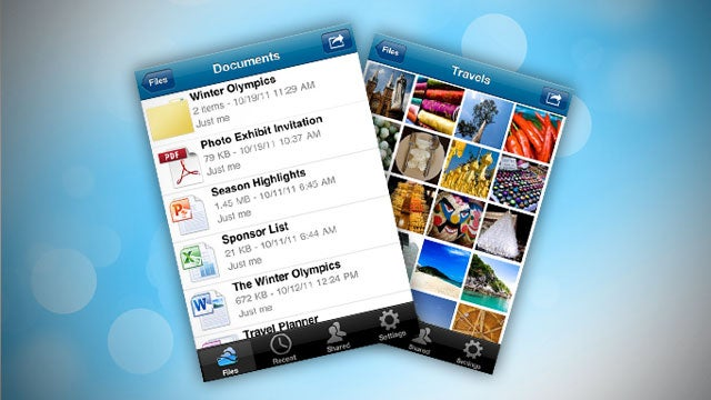 Windows Live SkyDrive Available for iOS, Offering 25GB of Cloud Storage for Your iPhone