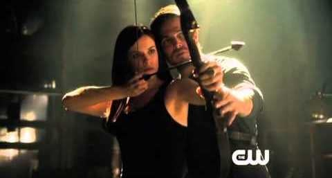 Arrow goes Natural Born Killers on us!