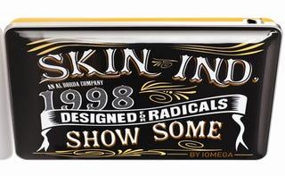 Iomega Skin Hard Drive Gallery