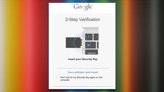 Google Adds a USB Key Option to Two-Factor Authentication