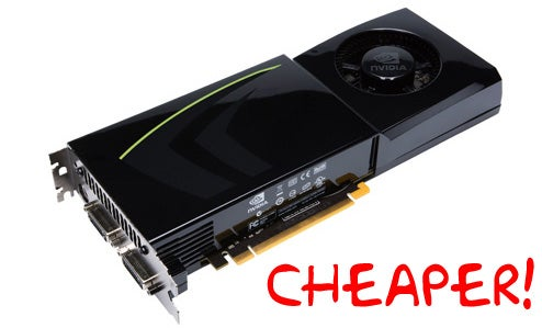 Top-End Nvidia GeForce GTX 280, 260 Graphics Cards Get Huge Price Cut