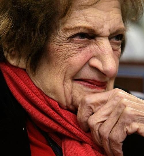 Helen Thomas Defends Fox Against Obama Administration