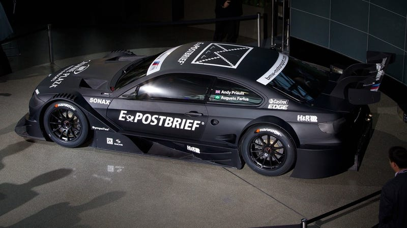BMW M3 DTM Concept: An M3 mated with pure evil