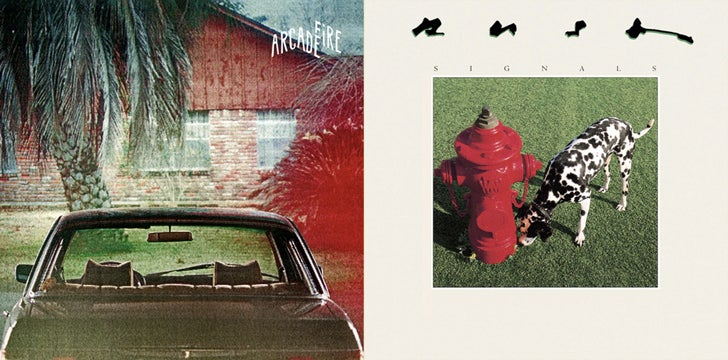 Two Futures, Decades Apart: Arcade Fire's Suburbs vs. Rush's Subdivisions