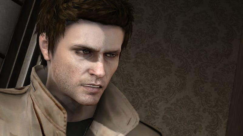 New Silent Hill V Screens Get At Least Two Things Right