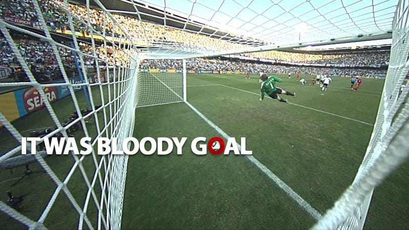 Goal Line Tech Will Feature in the 2014 Soccer World Cup