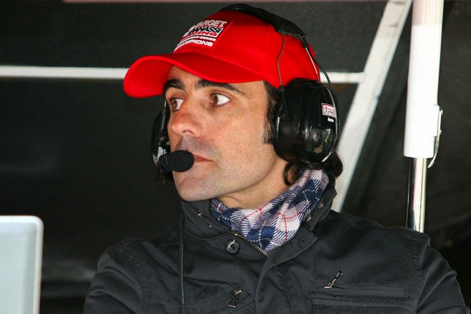 Franchitti Winning For Ganassi In New IndyCar Role