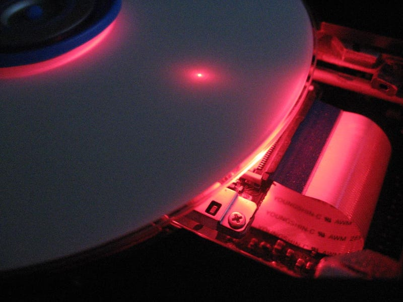 It took a team of physicists all this time to figure out how DVDs work