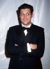 Isaac Mizrahi Joins The Big Gunn At Liz Claiborne