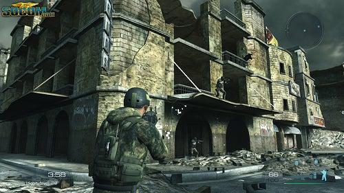New SOCOM Confrontation Screens
