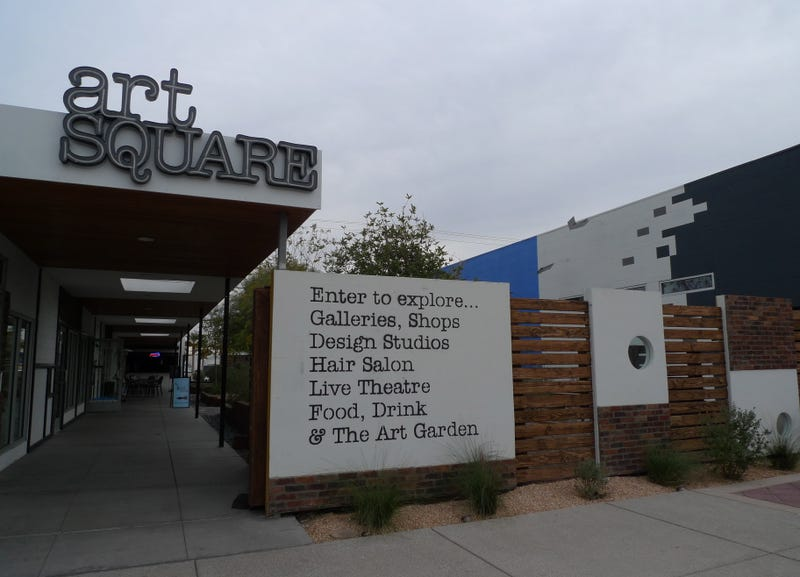 Another Vegas Neighborhood In Transition: Looking at the Arts District