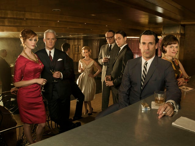 After a Long National Nightmare, Mad Men Is Back on March 25