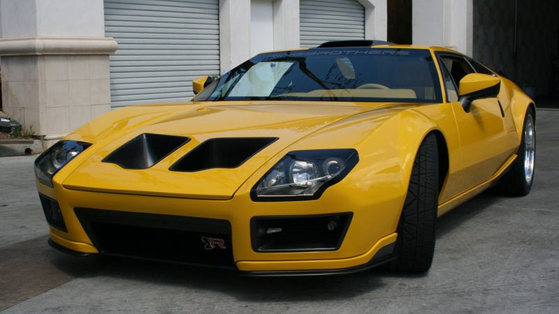 The Ringbrothers Pantera Is What Happens When Nike Helps Design A Car