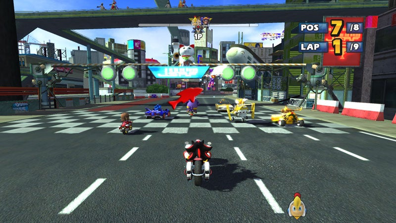 Fan Pleading Got NiGHTS Into Sonic & Sega All-Star Racing
