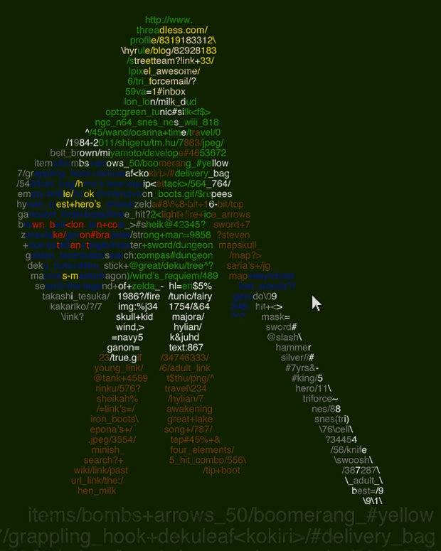 URL Link is the Hero of Code