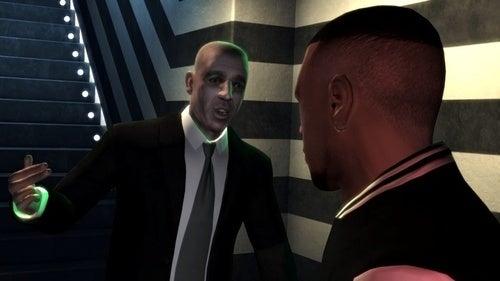 The Last Rush Of GTA Gay Tony Screens