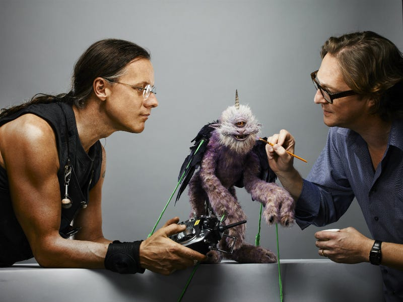 Jim Henson's Creature Shop Brings You the Joy of Monster Making