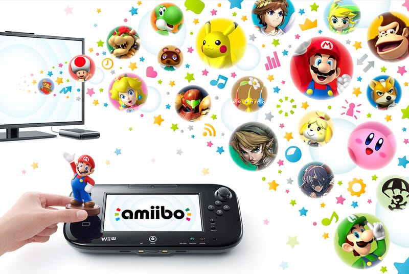 Amiibo Preorder Pages Are Up