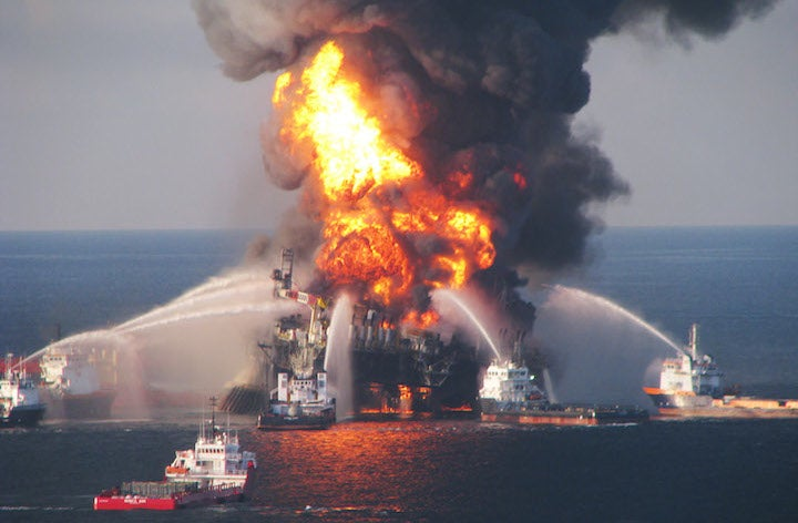 How BP Hilariously Locked Itself Into Billions in Oil Spill Payments