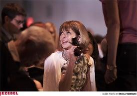 Erin Fetherston, 'Vogue' Editor Anna Wintour Thank Heaven For Little Girls