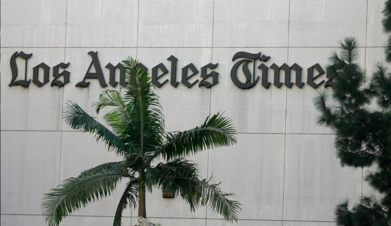 L.A. Times Editor Finally Quits His Hellish Job
