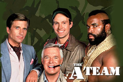 Obama: Pissed Off, Bringing in Ringers, Dispatching the A-Team