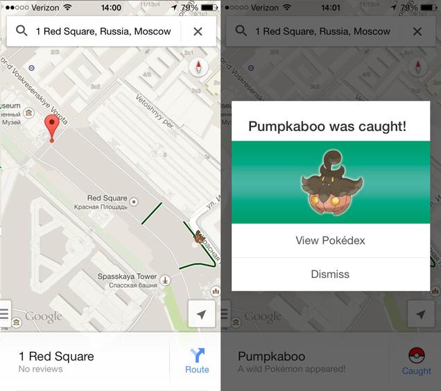 How To Find Pokémon On Google Maps