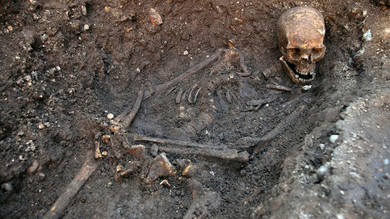 England Buried King Richard III Under a Parking Lot; Digs Him Up Like 'Our Bad'