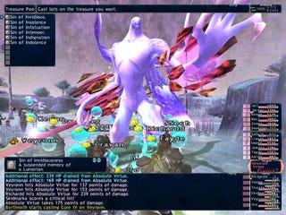 Epic Hard FFXI Boss Killed In One Minute